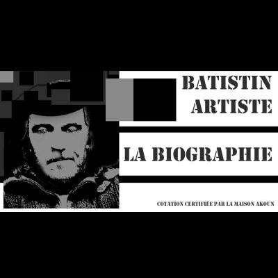 Lire la biographie de Batistin