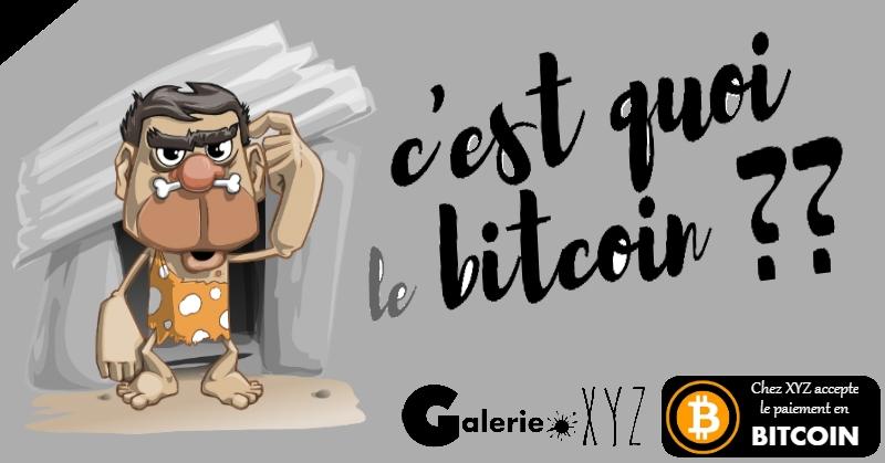 Le bitcoin , ou chacun sa crypte !