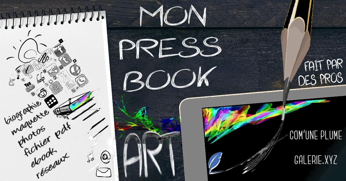Votre Pressbook Artiste