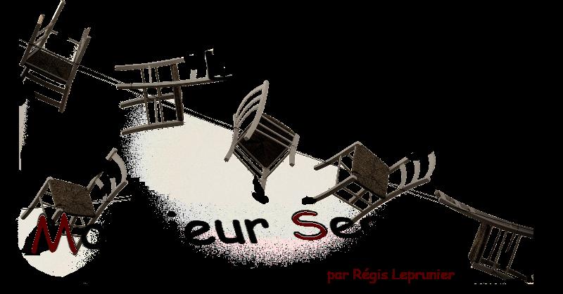 La chaise de Monsieur Seguin - Régis Leprunier