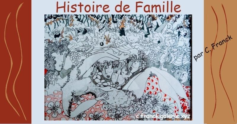 Histoire de famille par C. Franck