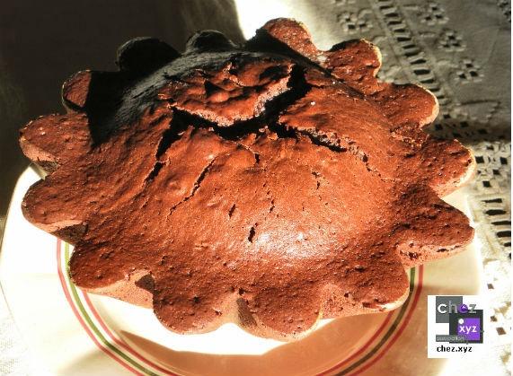 Recette facile de gâteau au chocolat