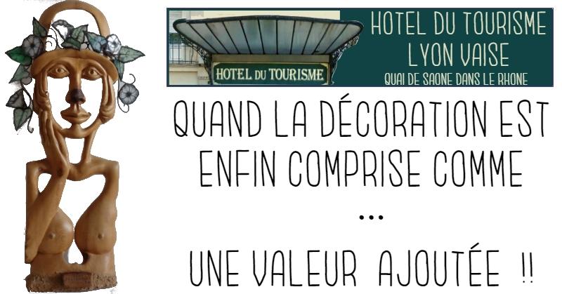 Hôtel du Tourisme Lyon, Mécène dès le petit-déjeuner !