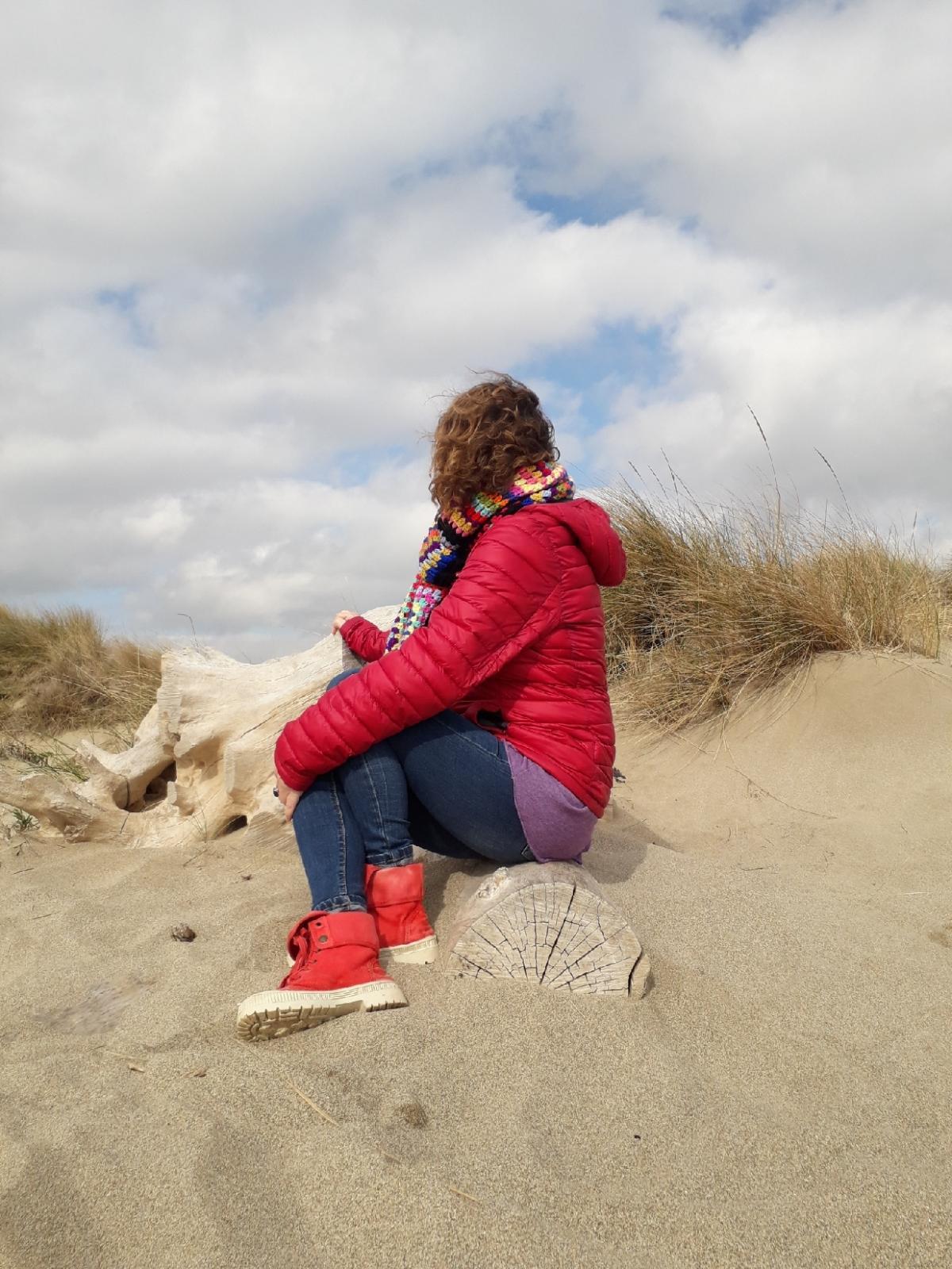 Dimanche  dans les dunes
