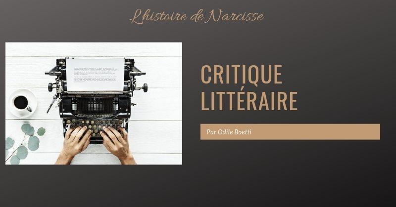 Chronique Littéraire par Odile Boetti