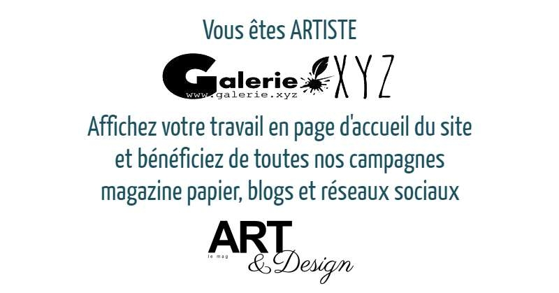 Nouvelle Campagne de Presse Galerie.XYZ