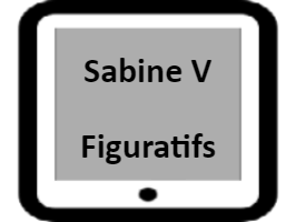 Sabine V Figuratifs